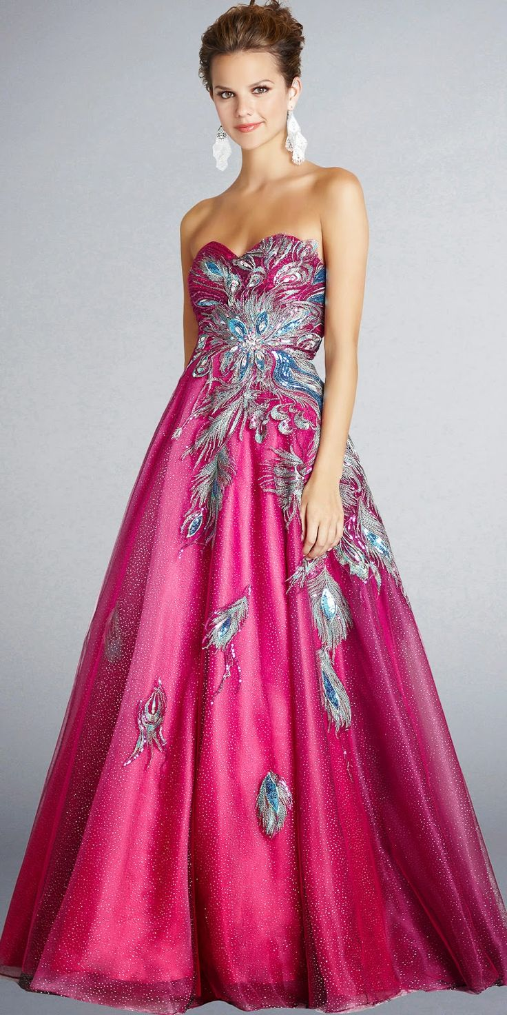 11 best Vestidos de 15 años images on Pinterest | Ball dresses, Prom ...