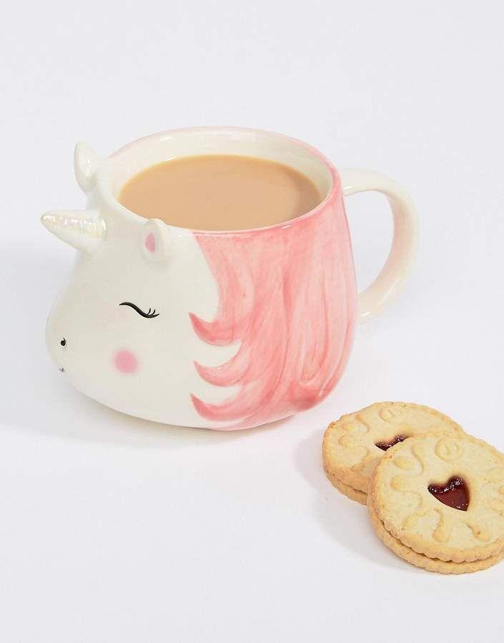 Cute Unicorn Mug. Cute mugs, adorable mugs, cool mugs, unique mugs, ceramic mugs, unicorn mugs, tea mugs, coffee mugs, wine, gifts, shopping. #mugs #coffee #shopping #gifts #commissionlink