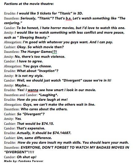 how to write a scenario for a movie