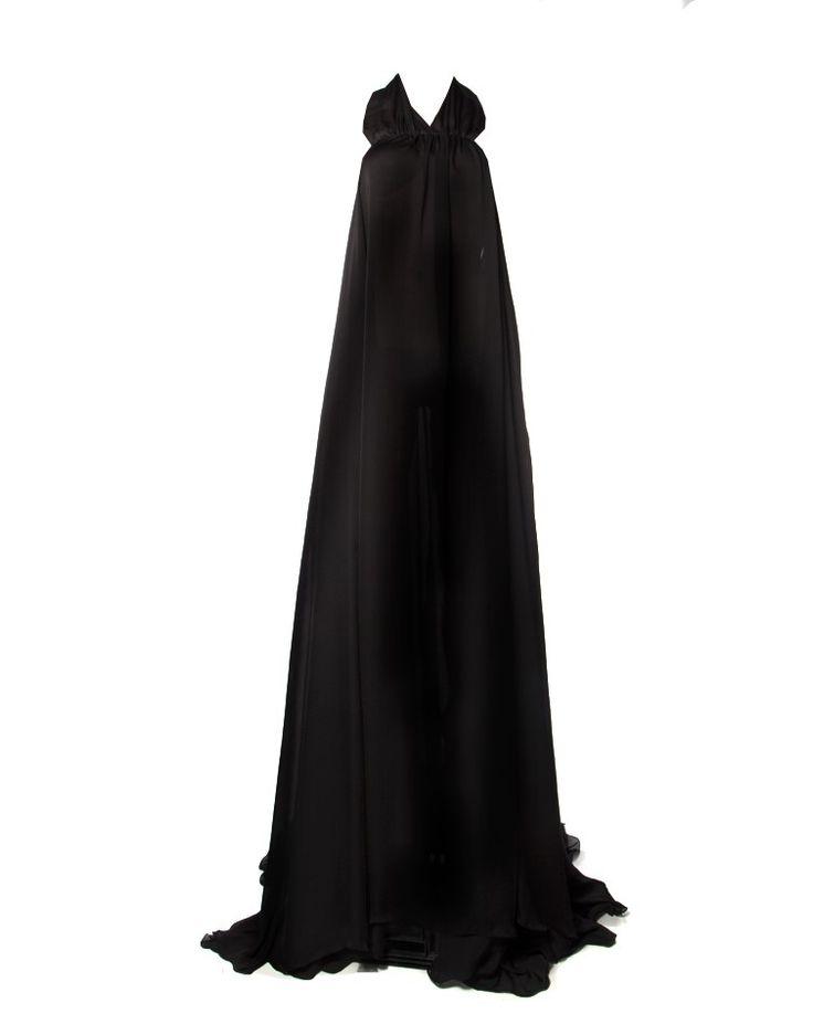 HABITS | Parachute Dress in Black - Women - Style36
