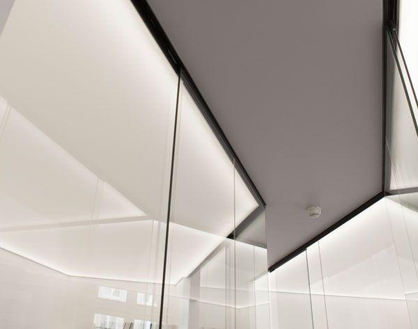 17 meilleures id 233 es 224 propos de plafond lumineux sur plafond plafond 233 toil 233 et