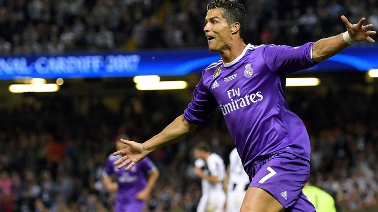 Real Madrid with record 12th European Cup win Ronaldo with his 104th and 105th Champions League goals