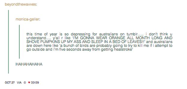 """On """"Fall"""": 
