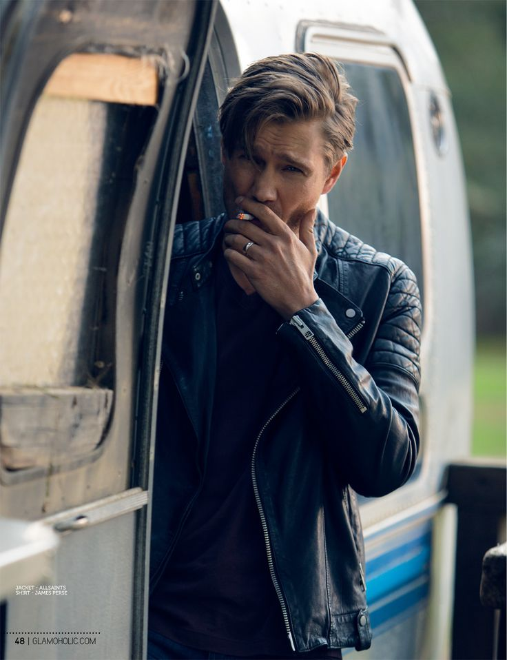 Glamoholic.com | Exclusive Interview - Chad Michael Murray on 'Agent Carter', 'Texas Rising' and What Makes You a Better Man!
