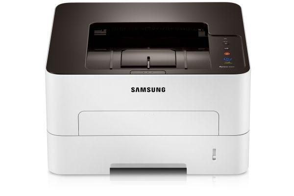 DRUKARKA LASEROWA SAMSUNG SL-M2625 MONO     - technologia druku: druk laserowy - procesor: 600 MHz - pamięć: 128 MB - interfejs: USB 2.0 - max. cykl miesięczny: do 12000 str. - prędkość: do 26 str./min. A4 - czas wydruku 1 strony: mniej niż 8,5 s