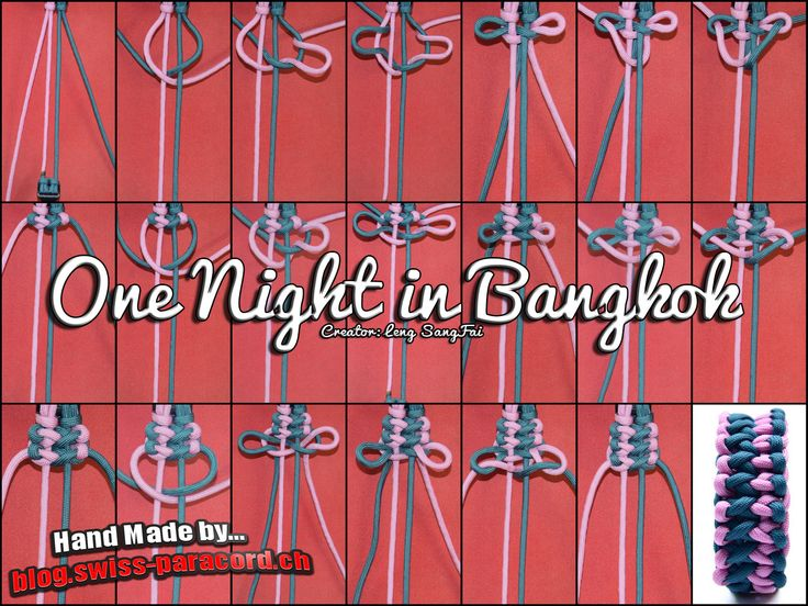 http://blog.swiss-paracord.ch/portfolio-item/one-night-bangkok-tutorial/
