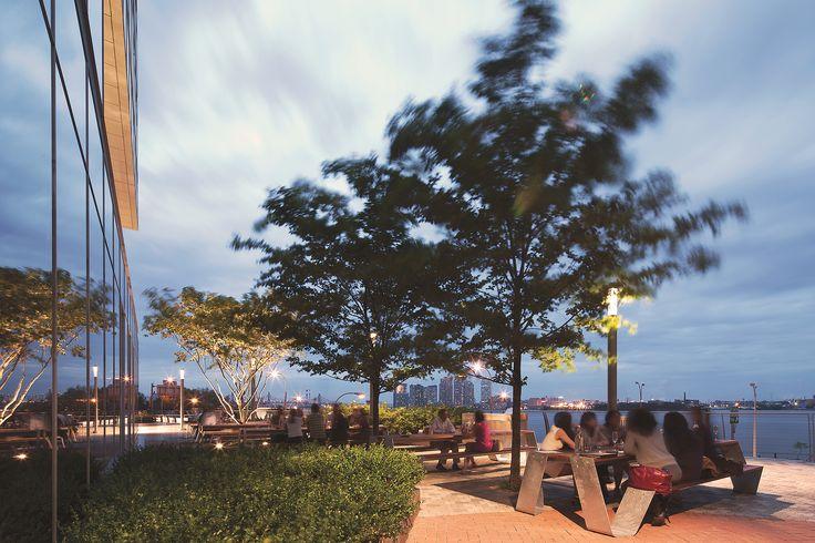 Hopper by Extremis - Manhattan riverpark