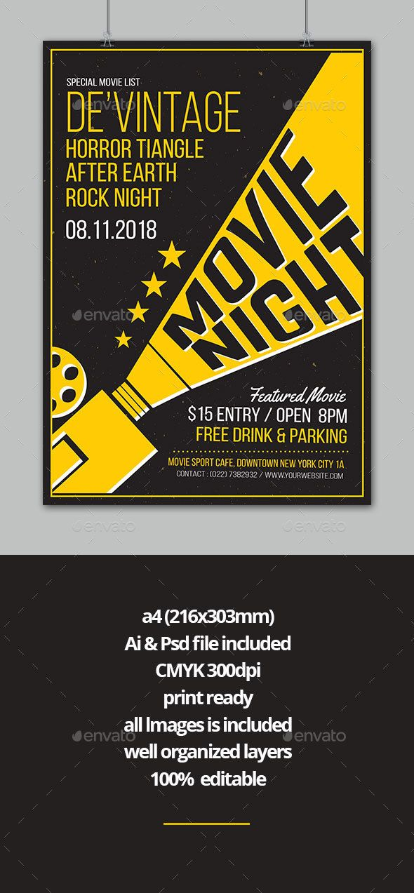 Pin by best Graphic Design on Flyer Templates Pinterest Ticket
