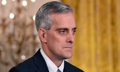 mcdonough: Washington will work better if republicans bow the knee to king barry 11-10-14   White House Chief of Staff Denis McDonough says Washington would work better if all would submit to the will of King Barry. Pure insanity.