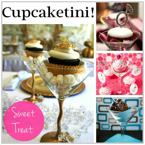 Cupcaketini Party  What A Great Teenagers Birthday Party Idea!!!