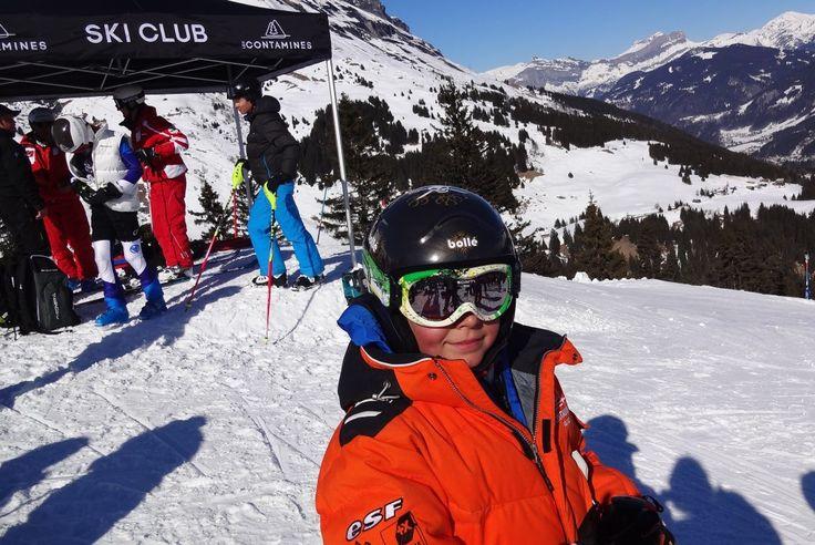 Le ski-club fait la fête | Webzine les contamines