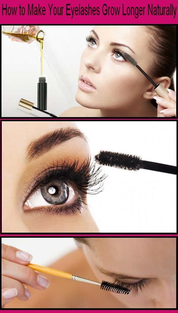 How You Can Long Your Eye Lashes | How to grow eyelashes ...