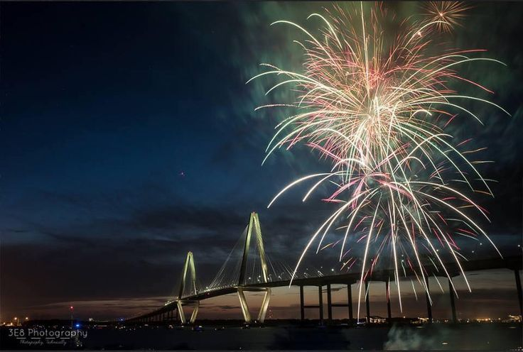 ***Blessed Happy New Year 2017 from Charleston, SC
