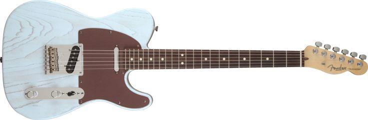 FSR American Telecaster® Rustic Ash | Special Edition Series | Fender®