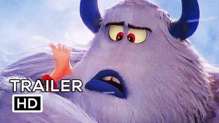 SMALLFOOT Official Trailer (2018) Channing Tatum, Zendaya Animated Movie HD - YouTube