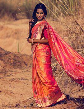 Banarasi Brocade Sarees