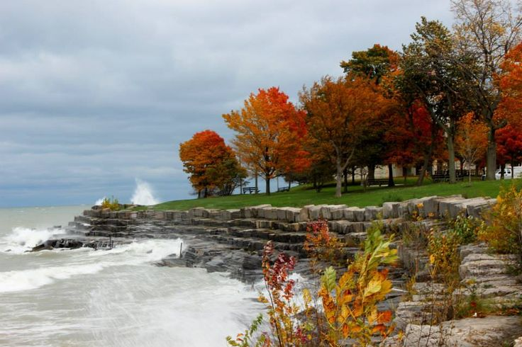 Promontory Point in Hyde Park, South Side #Chicago.  #travel #nature