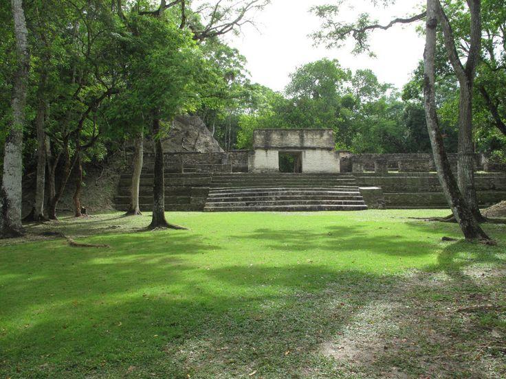The Maya Ruins of Cahal Pech: Practically IN Downtown San Ignacio, Belize