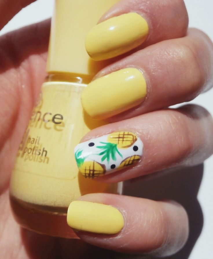 pineapple - 145 Best Pineapple Nails. Images On Pinterest Pineapple Nails