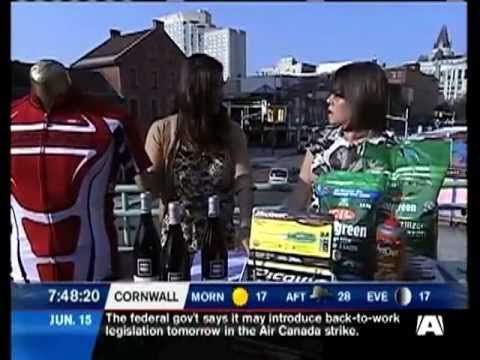 Buy Canadian First on CTV's Morning Live Ottawa: Father's Day Made in Canada - June 2011