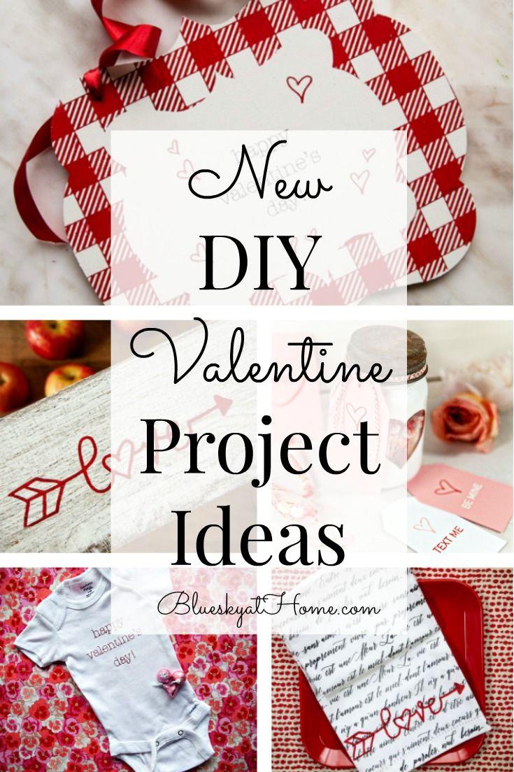 New Diy Valentine Project Ideas Valentines Diy Valentine