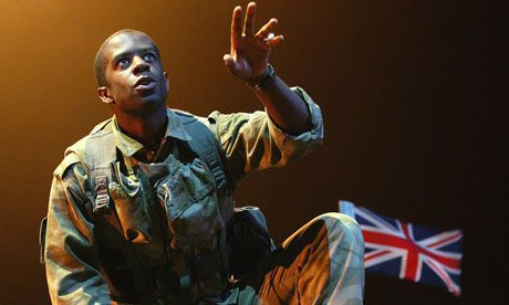 Adrian Lester should be far more famous than he is.
