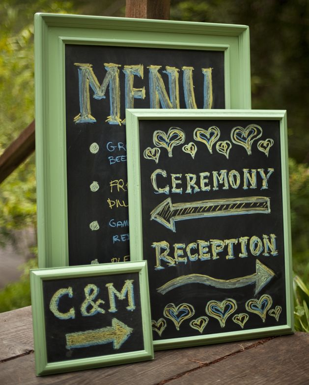 Best 25+ Wedding Chalkboards Ideas On Pinterest