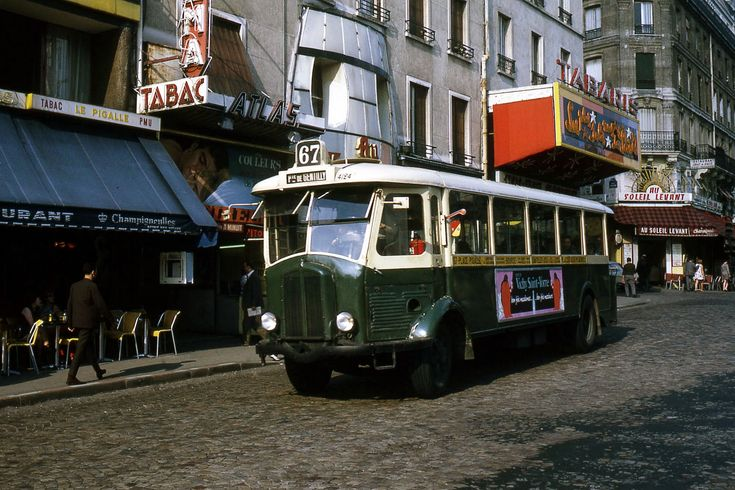 paris july 1942 the kind of bus so many people were taken on to their deaths paris pigalle. Black Bedroom Furniture Sets. Home Design Ideas