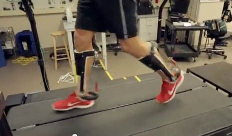 [WEB SITE] Non-Powered Ankle Exoskeleton Can Mimic Calf Muscles, May Assist Post-Stroke Walking | TBI Rehabilitation