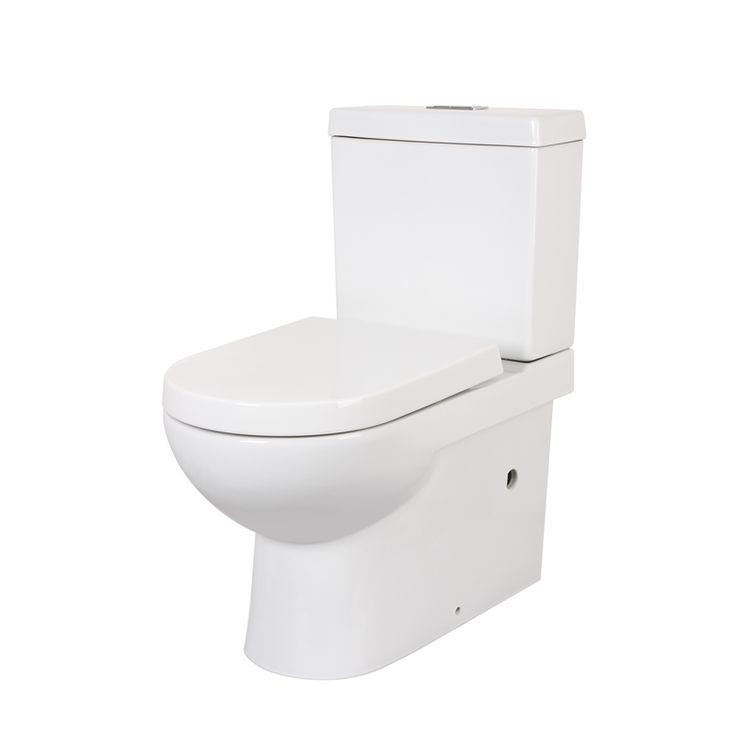 Mondella WELS 4 Star 3L - 4.5L/min Rococo Back To Wall Toilet Suite