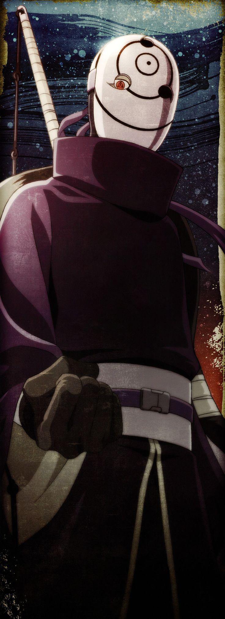 Naruto Uchiha Obito Naruto Shippuuden Tobi 5K wallpaper