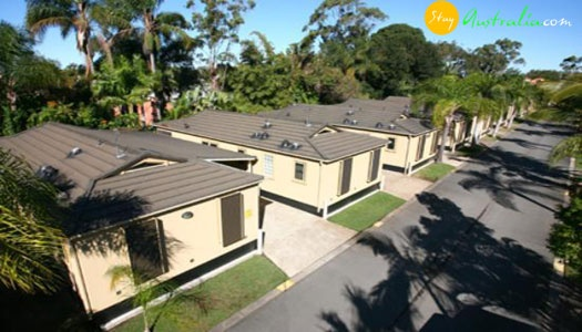 Top 10 Australia Hotels, Ashmore Palms Holiday Village at the Gold Coast QLD