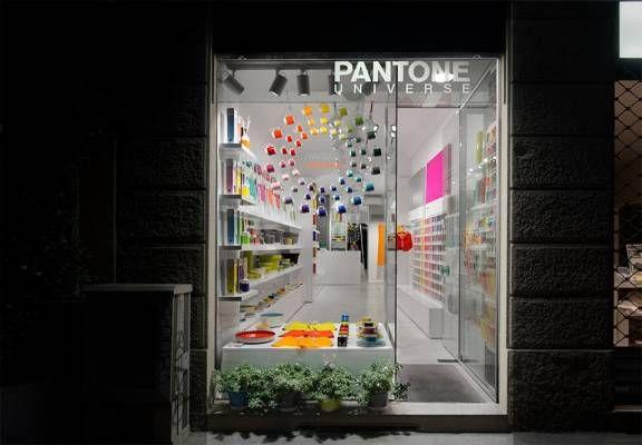 iDesignMe-Pantone Store Milano_1 http://idesignme.eu/2013/09/pantone-concept-store-milano/ #pantone #house #life #home #decor #colors #color #milan