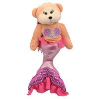 Kailani The Pink Mermaid Bear Cuddly Kid