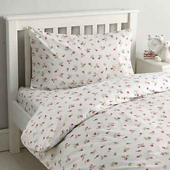 Vintage Floral Bed Linen   The White Company
