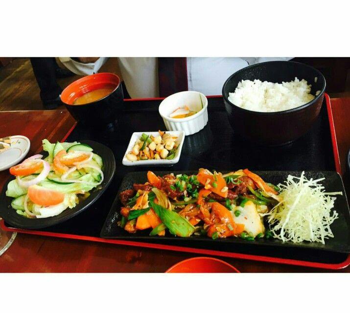 Wonderful Chinese cuisine.