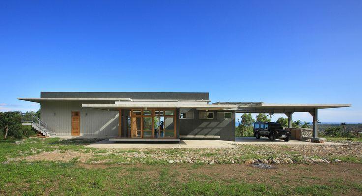 Casa Pacífica / Wang, Pe-Jen Architects