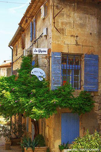 Saint Remy de Provence , France....stayed her last trip ('06?)