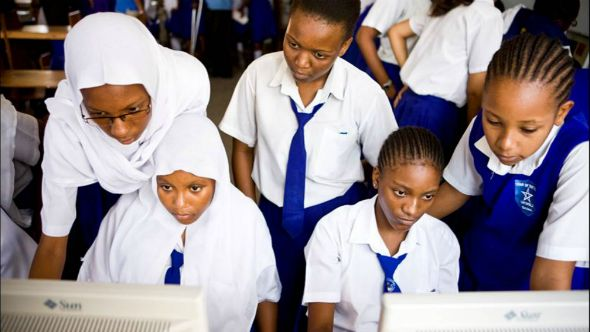 Microsoft partnership on education for teachers and digital access.  Digital Access:Everyone deserves the same access to technology. As citizens we must level the playing field and provide the same opportunities and resources to all students