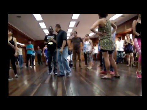 (3) Taller Pasos de Baile Estilo Salsa Caleña - YouTube