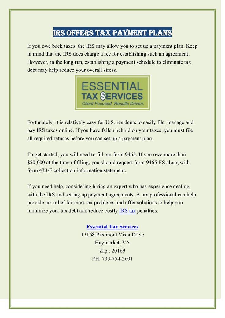 1000+ ιδέες για Irs Payment Plan στο Pinterest - payment plan agreement