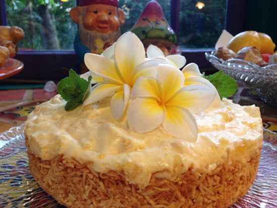Tropical Pie Recipe Is Heaven On A Plate