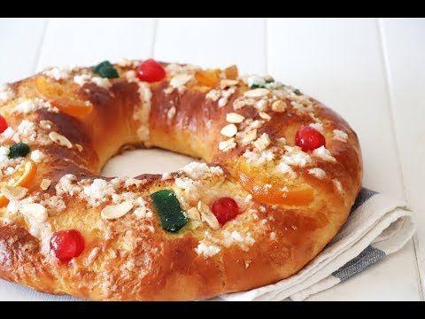 ¿A quién le tocó el rey? y... ¿quién paga el roscón? ¡¡tradiciones navideñas!! Podemos hacer el roscón en casa con esta receta http://www.mis-recetas.org/rec...