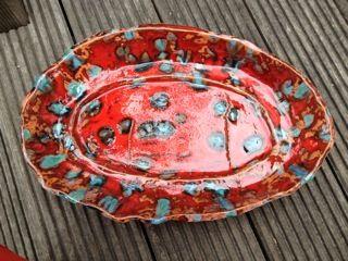 Schale - Frühjahr 2012 - Keramik - ceramic - Ton - getöpfert - Pottery