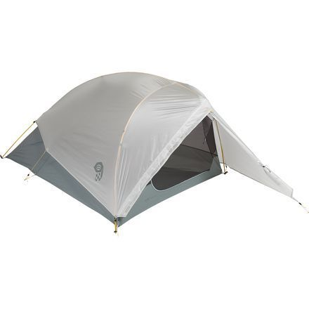 Designed as Mountain Hardwear's lightest two-person tent to date, the Mountain Hardwear Ghost UL 2 Tent caters to minimalist backcountry missions where speed and efficiency are paramount. Coming in at 2.5 pounds (pack weight) and packing down to a mere 6