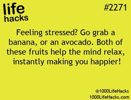 Feeling stress?