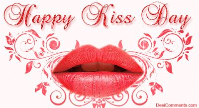 Happy Kiss Day GIF Images 2018