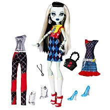 "Monster High Doll with Fashion Outfit - Frankie Stein -  Mattel - Toys""R""Us"
