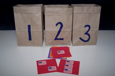 Number Recognition Activity.  Great for toddlers or preschool!