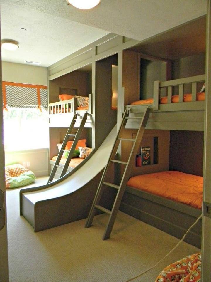 Fun Bunk Beds (4)